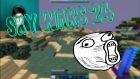 Minecraft Sky Wars Bölüm 24 | Yeni Kamera !