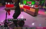 Yarışma Programını Scooter'la Birbirine Katmak