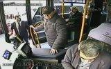 Burak Yılmaz'ın Halk Otobüsü Şoförü ile Kavga Etmesi