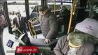 Burak Yılmaz'ın Otobüs Şoförüyle Ettiği Kavganın Görüntüleri