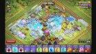 Clash of clans private server Büyüyle saldırdım ( I attack with magic)