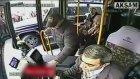 Milli Futbolcu Burak Yılmaz, Otobüs Şoförü İle Kavga Etti