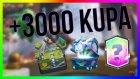 3000 Kupa Ve Efsanevi Sandık! - Clash Royale#14 - Necati Akçay