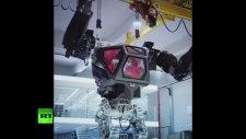 Avatardaki Robotun Gerçeğinin Yapılması