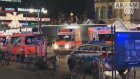 Berlin'de 'noel Pazarına Tırın Girmesinde' Terör Şüphesi