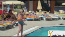 Havuz Beach-Hedef Resort & Spa Hotel
