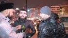 hdp'yi Savunan Gencten Demirtas'a Agır Hakaret