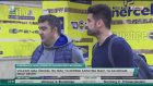 Özat'tan Volkan Demirel'e El Şakası - Sporx