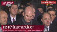 Saldırıyı Gerçekleştiren 1994 Doğumlu Çevik Kuvvet Polisi Mert Altıntaş