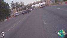 15 Adet Motor Kazası