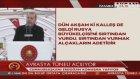 Cumhurbaşkanı Erdoğan: Bu Saldırıların Amacı Türkiye'yi 2023 Hedeflerinden Uzaklaştırmaktır