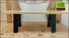 Epoksi Masa epoxy dining table