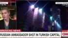 Rusya Büyükelçisi'nin Vurulduğu An - Russian Ambassador Turkey , Ankara