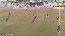Yeni Amasyaspor 2-3 Sivasspor (Maç Özeti - 20 Aralık 2016)