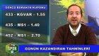 21 Aralık Tahminleri - Sporx