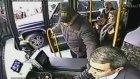 Burak Yılmaz'ın otobüs şöförü ile kavgası! ''Ne var lan artist!''