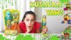 Kusmuklu Salyalı Yaratık Oyuncaklar Çok Eğlenceli | Slimy Flush Turbo Tube