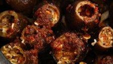 Nursel'in Evi - Güveçte Patlıcan Dolması Tarifi