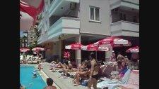 Tatil Ara-Hedef Kleopatra Golden Sun Hotel