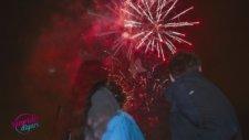 Köprüde Lazerle Evlilik Yıldönümü ve Havai Fişek Gösterisi Sürprizler Diyarı Organizasyon