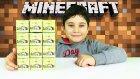 Minecraft SERİ 6 Mini Figür Sürpriz Oyuncak Paketleri Açma 1 | Elmas Setli Alex Arıyoruz