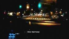 Yeşil Işıktan 240 Defa Aracıyla Peş Peşe Geçen Çılgın Şoför