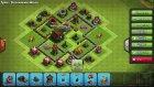 Clash Of Clans 4. Seviye Süper Köy Düzeni