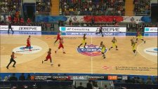 CSKA Moskova 79-95 Fenerbahçe (Maç Özeti - 23 Aralık 2016)