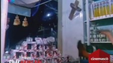 Necla Nazır Diye Cansız Manken Fırlatan Set Çalışanı