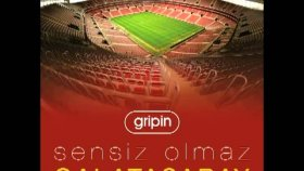 Gripin - Sensiz Olmaz Galatasaray