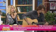 Gülçin Ergül - Ağlat Beni (Akustik Canlı Performans)