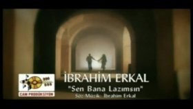 İbrahim Erkal - Sen Bana Lazımsın (Official Video)