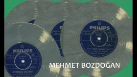 Mehmet Bozdoğan - Dertli Geceler (Official Audio)