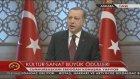 Cumhurbaşkanı Erdoğan: 200 yıldır beka mücadelesi veriyor