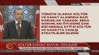 Cumhurbaşkanı Erdoğan: Üzülerek söylüyorum kültür ve sanatta kopya çektik