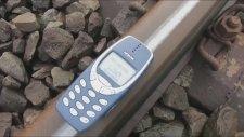 Efsane Telefon Nokia 3310'a Tren Testi!