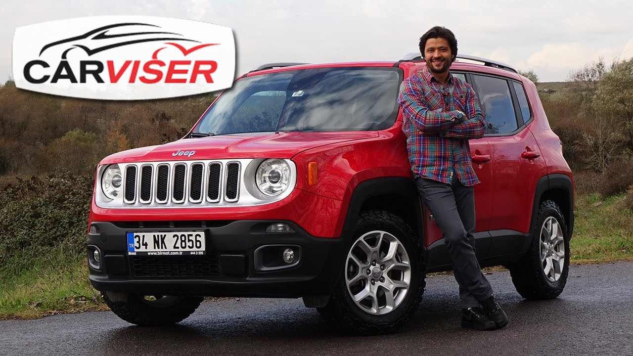 jeep renegade 1 4 turbo 9at 4x4 test s r review english subtitled. Black Bedroom Furniture Sets. Home Design Ideas