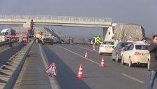 Karacabey'de zincirleme kaza
