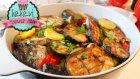 Palamut (Somon) Tava (Patates ve Sebzeli) Ayşenur Altan Yemek Tarifleri