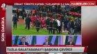 Tuzlaspor Maçı Yenilgisi, Galatasaraylı Taraftarları Çok Kızdırdı