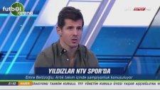 Emre Belözoğlu: 4 Büyüklerin Karması Shakhtar Donetsk'i Eleyemez