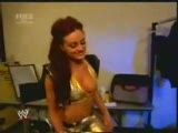 smackdown -maryse and maria backstage-