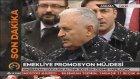 Başbakan Yıldırım Anayasa Değişikliği Açıklaması