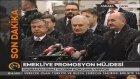 Başbakan Yıldırım'dan Emekliye Promosyon Açıklaması
