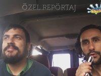 Şanzelize Volkan Harman'dan Alkışlarla Yaşıyorum'a Özel Röportaj