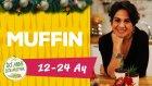 Bebekler İçin Muffin Nasıl Yapılır? - Balkabaklı & Peynirli (12-24 Ay) | Yılbaşı Yemek Tarifleri