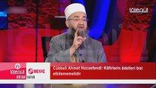 Cübbeli Ahmet Hoca: Milli Piyango Haramdır