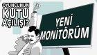 Yeni Monitörüm! - Kutu Açılışı - Viewsonic Vx2778-Smhd