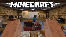 Minecraft'ta Okul Seçimlerine Katıldım!