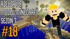 Modlu Minecraft Sezon 7 Bölüm 18 - Atom Bombası ve Nükleer Reaktör!